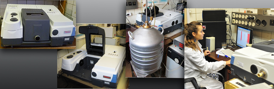 FT-IR Spectrometer Nicolet 6700